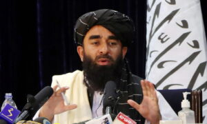 China Is 'Our Main Partner,' Says Taliban Spokesperson