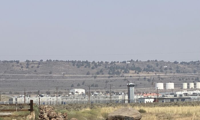 California Correctional Center in Susanville, Calif. (Courtesy of City of Susanville)
