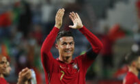 Ronaldo Beats Record as Double Sees Off Ireland
