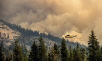 Biden Issues Emergency Declaration in California Over Caldor Fire