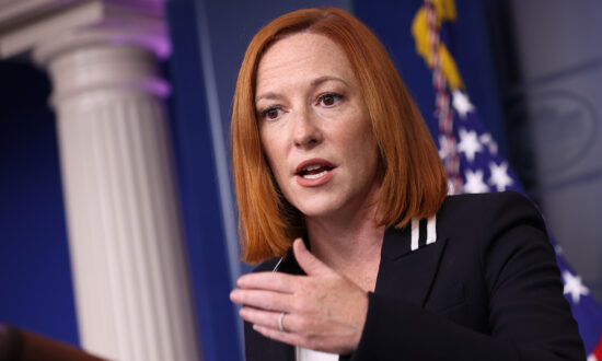 Psaki Defends Barring Flights Holding US Citizens From Leaving Afghanistan