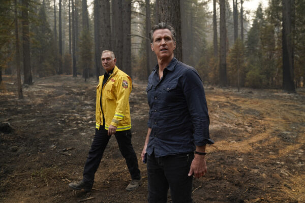 Western Wildfires California