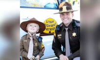 Utah Sergeant, 8-Year-Old Boy Mark 5-Year Anniversary After the Near-Drowning Rescue