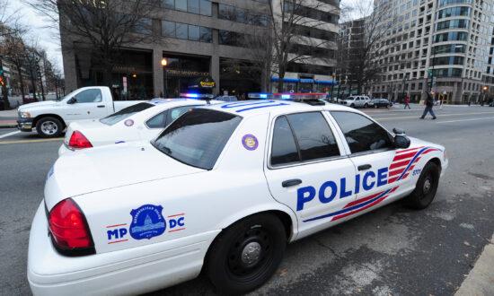 DC Police Fatally Shoot Man Holding 'Rifle-Style' Paintball Gun