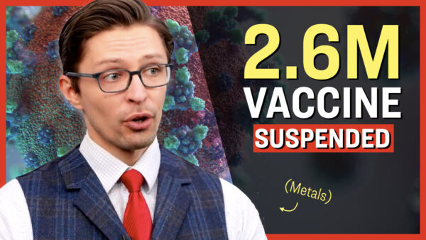 Facts Matter (Sept. 3): Japan Suspends 2.6 Million Moderna Vaccine Doses Over Contamination Concerns