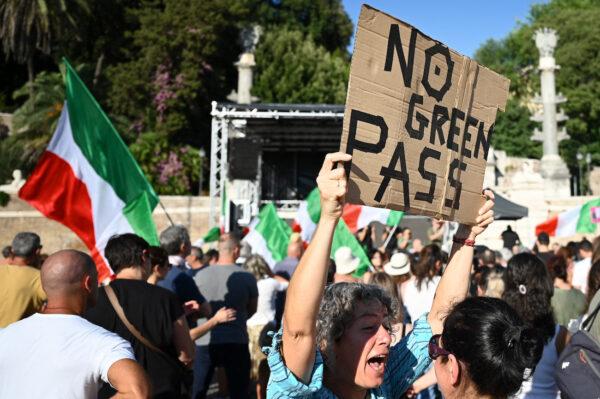 no green pass