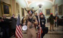 Arizona's 'QAnon Shaman' Agrees to Plea Deal in Capitol Breach