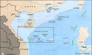 Report Says Beijing's Expanding Energy Exploration Threatens South China Sea Neighbors