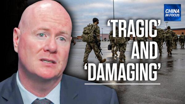 Tragic on a Human Level, Damaging on a Strategic Level: Stephen Yates on Afghanistan Withdrawal