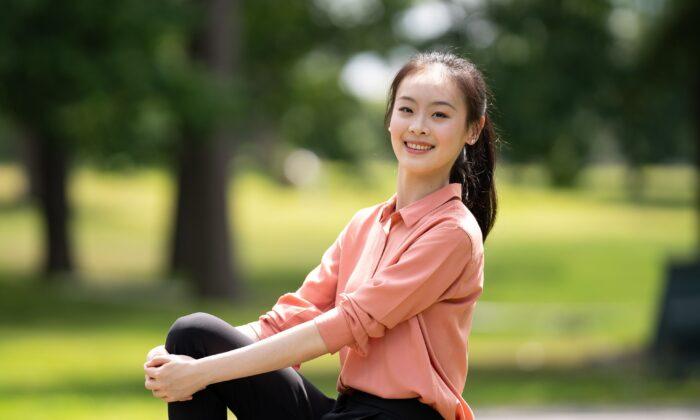 Sunni Zhou. (Larry Dai)