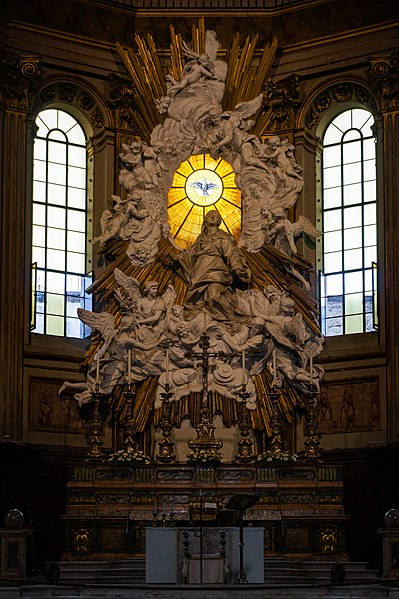 399px-Naples_Cathedral_-_Duomo_di_Napoli,_Apse,_detail_(5334)