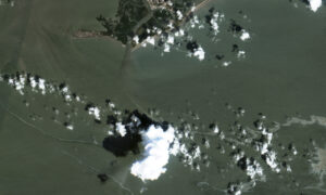 Divers Identify One-Foot Broken Pipeline as Source of Oil Spill in Gulf of Mexico