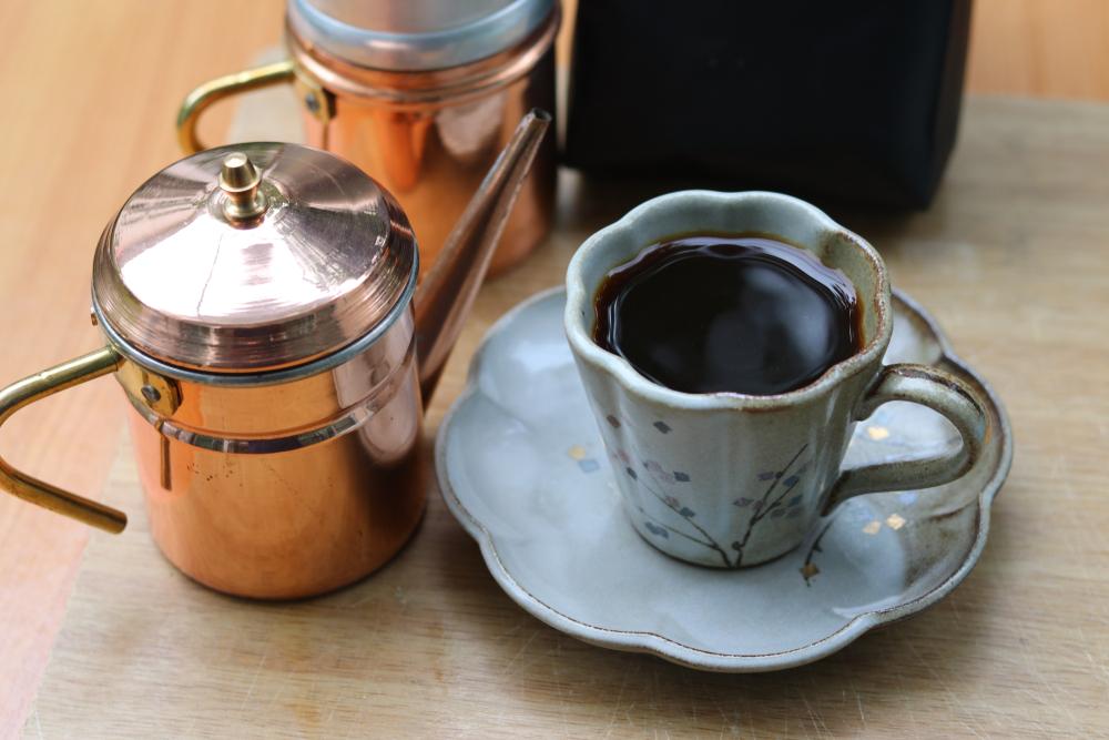 Neapolitan,Coffee,Or,Cuccumella.,The,Neapolitan,Flip,Coffee,Pot,Is