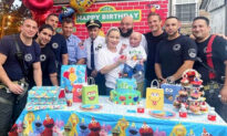 Baby Who Suffered Burns to 95 Percent of His Body Turns 3, Celebrates With Fire Crew Who Saved His Life