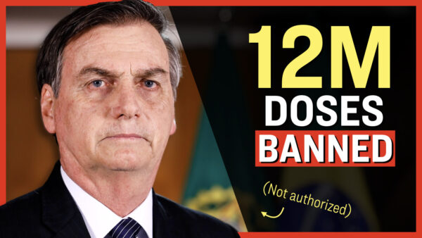 Facts Matter (Sept. 6): Brazil Suspends 12 Million Doses of Vaccine Because It Was Made in Unauthorized Plant