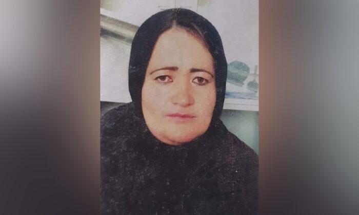 Negar Masoomi, a female Afghan police officer who was brutally murdered in front of her family in Ghor on Sept. 4, 2021. (Courtesy of Negar family/CNN)