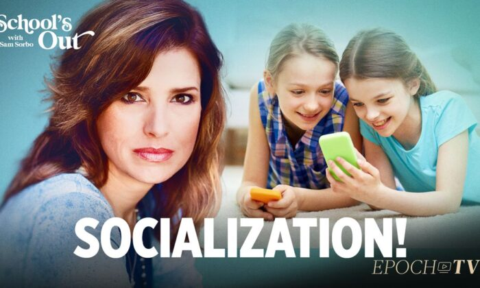 Socialization! | School's Out (The Epoch Times)