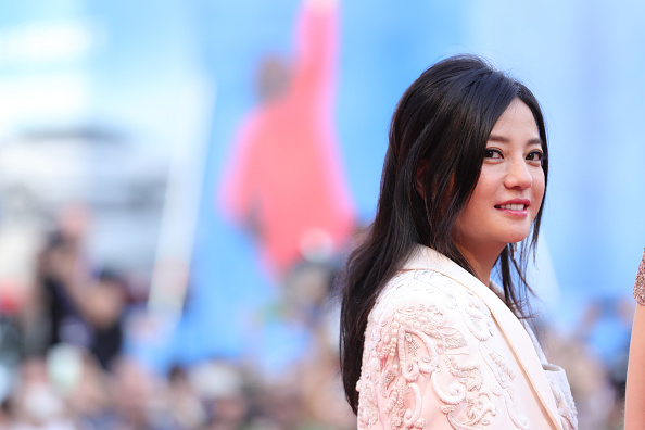 Chinese actress Zhao Wei attends the closing ceremony of the 73rd Venice Film Festival at Sala Grande in Venice, Italy, on Sept. 10, 2016. (Vittorio Zunino Celotto/Getty Images)
