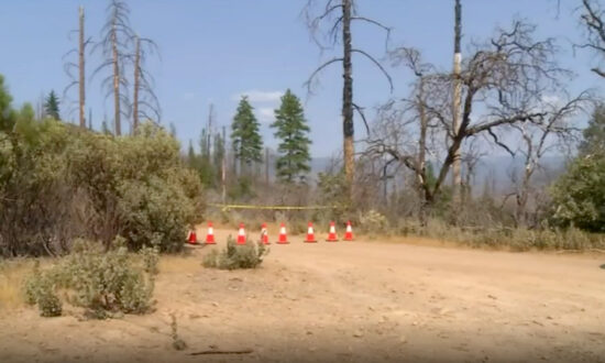 Authorities Close California River Where Family of Three Mysteriously Died