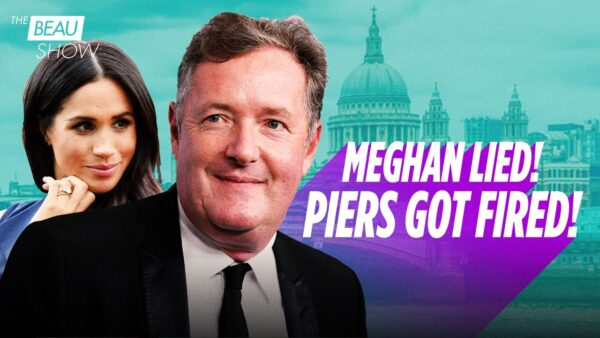 Piers Morgan Wins a Free Speech Victory, Now Enough With Being Offended
