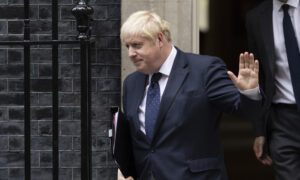 UK's Johnson Raises Tax to Fund Social Care, Breaking Election Pledge