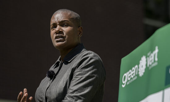 Annamie Paul Stepping Down as Leader of Federal Green Party