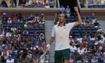 Medvedev Stops Van de Zandschulp, Gets Back to US Open Semis