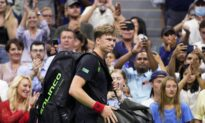No Americans at US Open Quarter-Finals for First Time in 140 Years