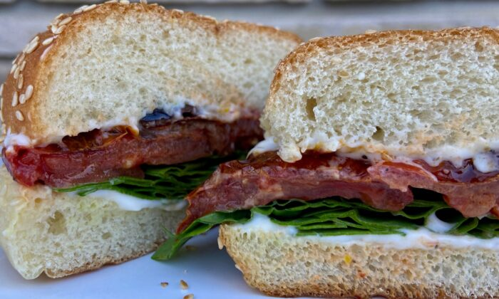 Before assembling your sandwich, roast your tomatoes to concentrate their flavor. (Kary Osmond/TNS)
