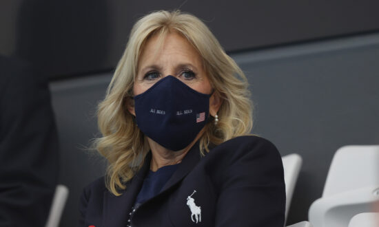 First Lady Jill Biden Heads to College to Teach In-Person Classes