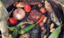 Recipe: Green Chile on the Grill