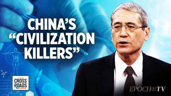 Gordon Chang: China Building 'Ethnic Specific' Bioweapon That Can Target People Based on Race