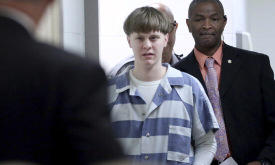 Dylann Roof Seeks Rehearing on Church Shooting Conviction