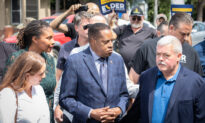 Tensions Rise, Eggs Thrown, Security Assaulted During Larry Elder's Venice Beach Walk-Through