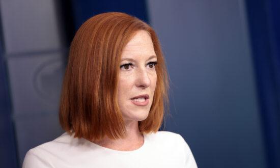 White House Warning Agencies of Potential Government Shutdown: Psaki