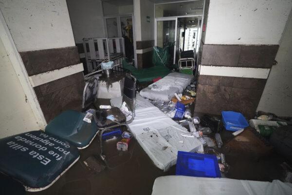 Mexico Floods