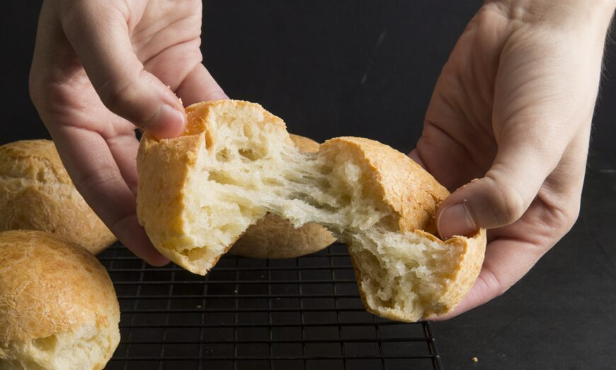 Recipe: These Cheesy Rolls, Originally From Brazil, Are Easy to Make in Your Own Kitchen