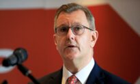 DUP Leader to Outline Next Steps in Campaign Against Northern Ireland Protocol