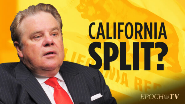 Truth About Bridging the Great Divide in California Politics | James Lacy