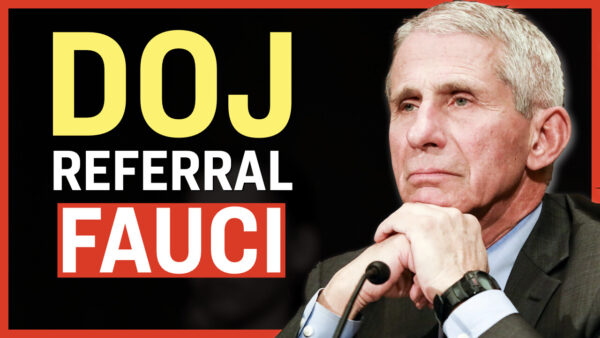 Facts Matter (Sept. 9): Senator Sends Fauci's Name to Justice Department Over Potential Lying to Congress