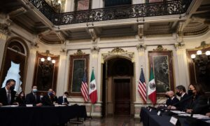 Mexico and US Agree to Work on Supply Chains, Migration