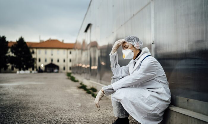 Vaccine mandates can attract or repel healthcare workers, but unlike urban hospitals, rural hospitals cannot afford to lose staff by mandating vaccines and pay large sums to attract new staff. (eldar nurkovic/Shutterstock)