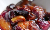 Fig and Plum Sauce