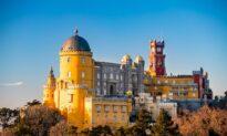 Portuguese Splendor: Pena Palace