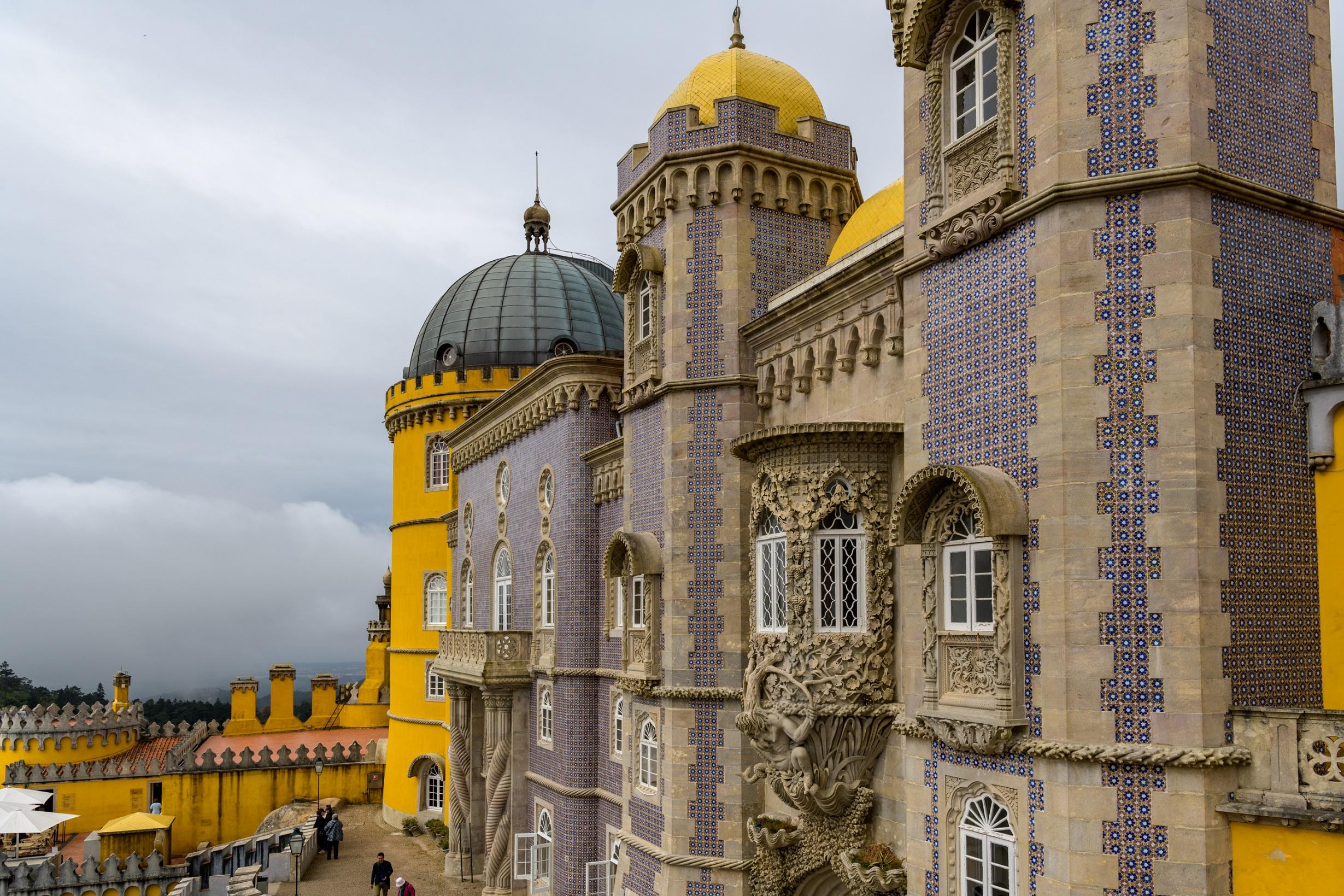 Palais National de Pena, Sintra, Portugal