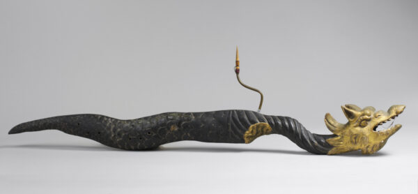 Sea Dragon, 17th century,