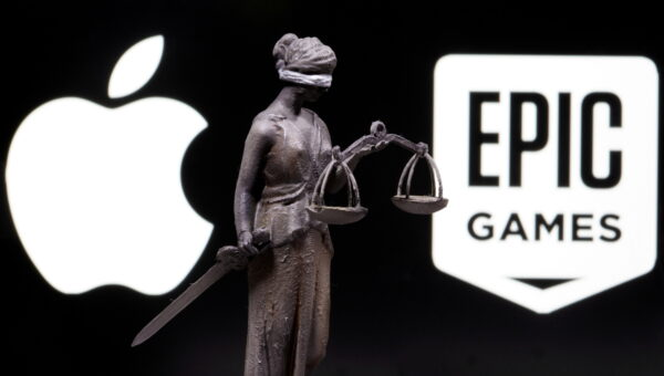 Apple and Epic Games