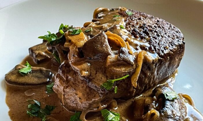With its rich, creamy sauce and tender, quick-cooking meat, this retro recipe deserves a comeback. (Tara Holland/TNS)