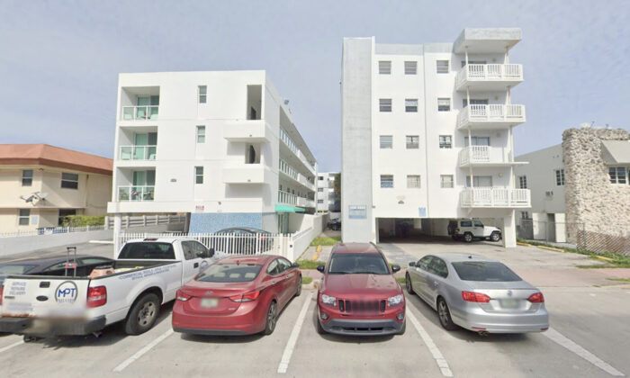 The Lois Apartments in Miami Beach, Fla., in January 2021. (Google Maps)