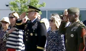LIVE: US Northern Command Holds 9/11 Commemoration Ceremony